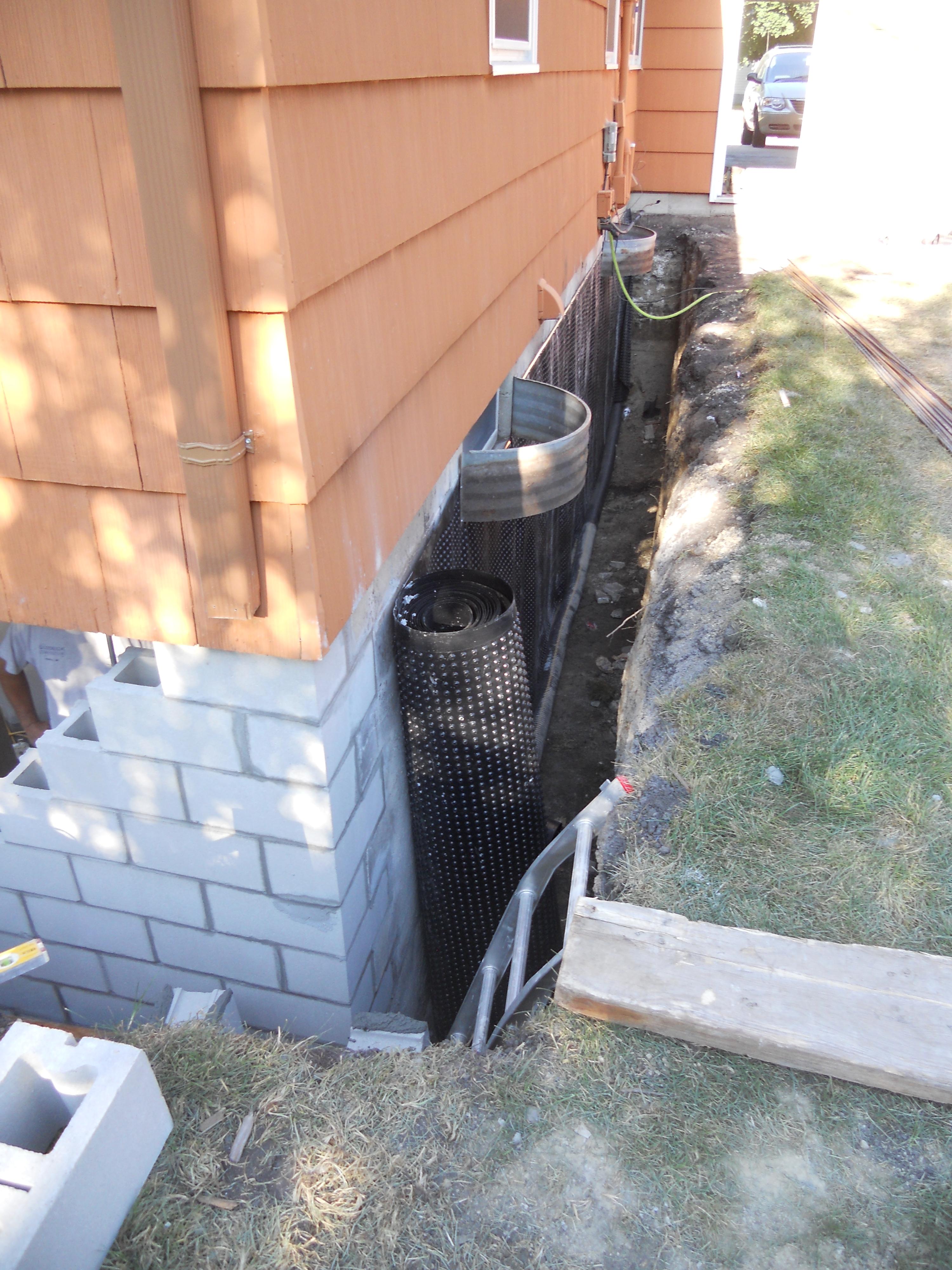 Restoration - Structural Repairs