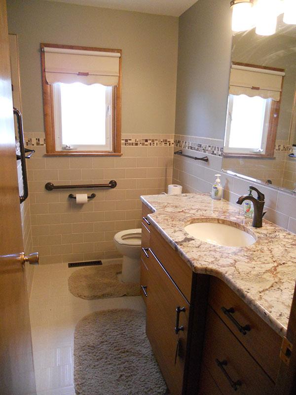 Bathroom Remodel Goodrich Gallery
