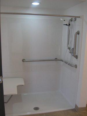 Bathroom Shower Remodel Goodrich Gallery