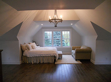 Bedroom Additions Goodrich Construction