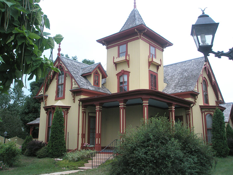 Cox Exterior Historical Restoration Gallery