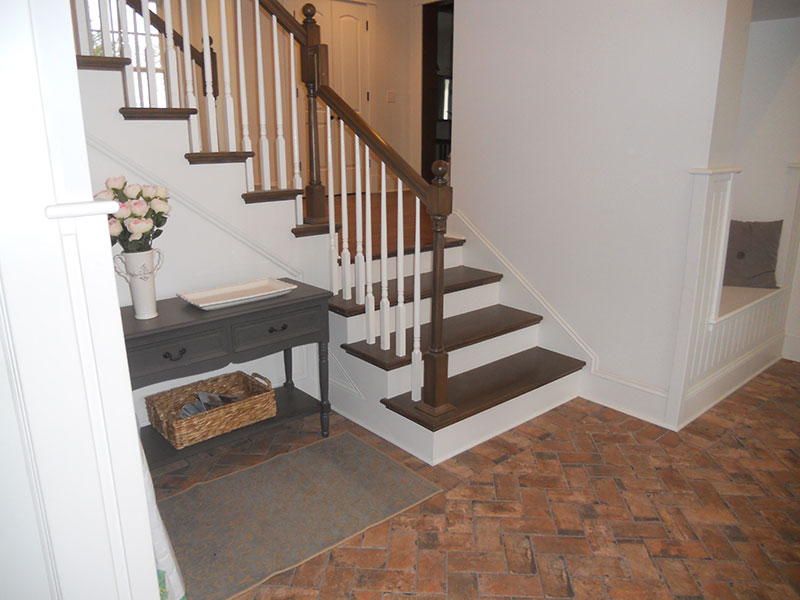 Entry Way Residential Goodrich Construction