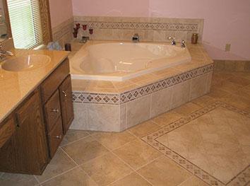 Garden Bathroom Residential