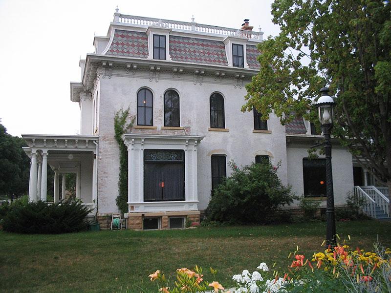 Hubbard Exterior Historical Restoration Gallery