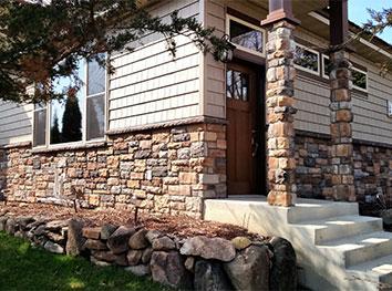 Masonry Stonework Goodrich Construction