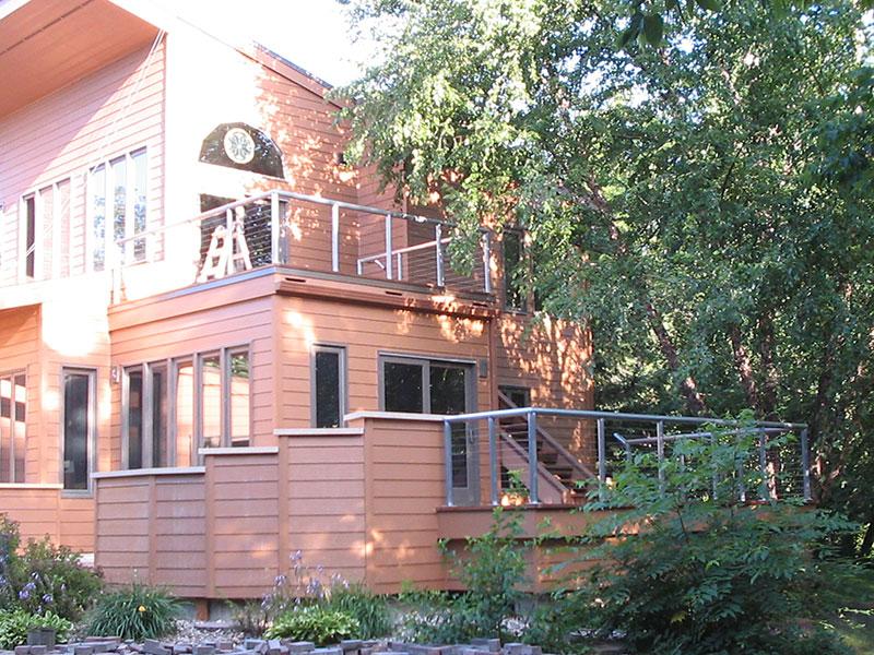Stunning Deck Goodrich Gallery Decks Patios Sunrooms